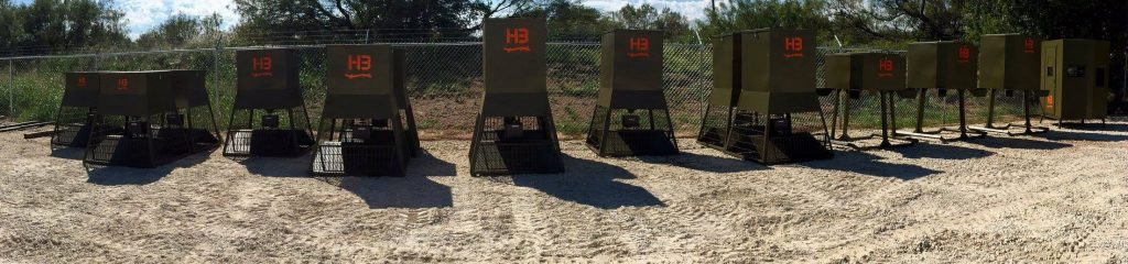 HB Deer Feeders